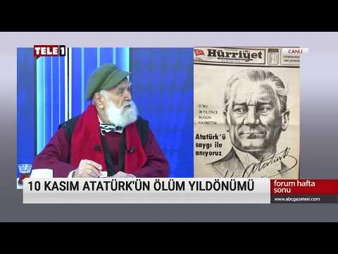 10 Kasım Atatürk'ün ölüm yıldönümü - Türkiye'nin Yönü (10 Kasım 2018)