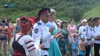 17 07 2016г   Казацкая свадьба в селе Казаки Липецкая область РФ