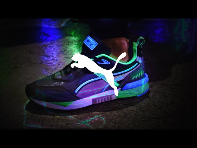 PUMA SOUTHEAST ASIA | #FootTapping with PUMA Mirage Tech