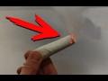 2 СПОСОБА БЫСТРО СДЕЛАТЬ ДЫМОВУХУ - 2 WAYS TO QUICKLY MAKE SMOKE GRENADE