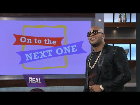 Flo Rida Plays a Game of 'To the Left'