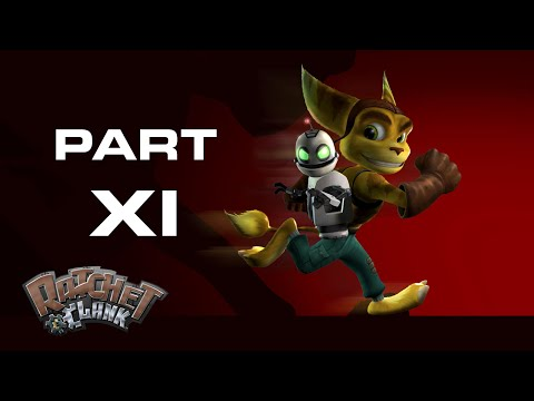 Ratchet & Clank 100% part XI 「Stupid Green Polluted Planet」