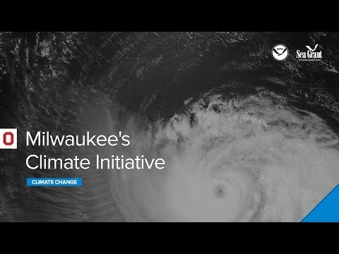 Climate Webinar: Milwaukee's Climate Initiative