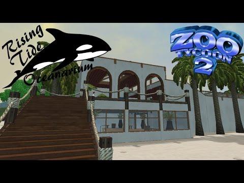 Zoo Tycoon 2: Rising Tide Oceanarium Part 2 - Gift Shop