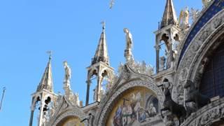 Венеция-2015. Часть 4-я. Площадь Сан-Марко(Италия, Венеция, площадь св. Марка., 2015-10-18T15:49:09.000Z)