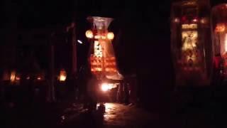 日本遺産 珠洲市正院町小路の秋祭り 2016