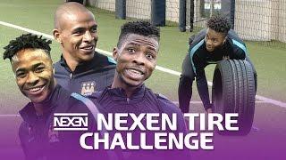 Manchester City Nexen Tire Challenge | Sterling v Iheanacho v Fernando v Evans