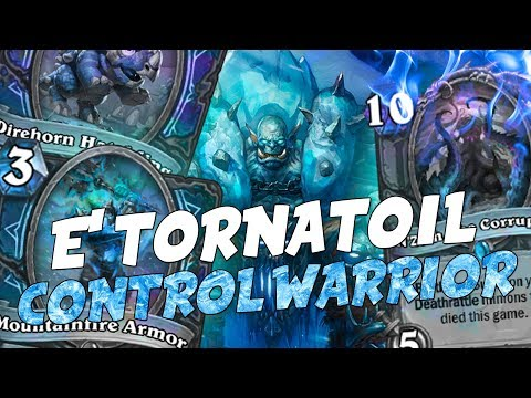 Control N'Zoth Warrior | Il deck per raggiungere la Top Legend