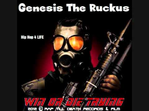 Genesis The Ruckus (Martians vs Goblins) Official Remix  (Freestyle) NODJ CDQ 2012