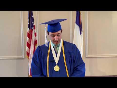 Chisago Lakes Baptist School: Graduation 2020