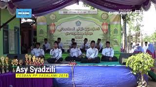 Download Asy Syadzili - FesBan PP Yasalami 2018