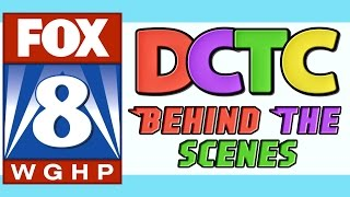 DCTC behind the scenes with Fox 8 News Bean Boozled, Play Doh & Halloween Crafts(Today's episode is a little behind the scenes footage of Fox 8 News visit! Toys in Spanish - juguetes, French - jouets, Russian - igrushki, Chinese - Wánjù, 玩具, ..., 2015-10-21T15:00:00.000Z)