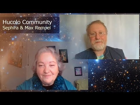Max on personal journey and Hucolo, interviewed by Sephira, Feb 19, 2019