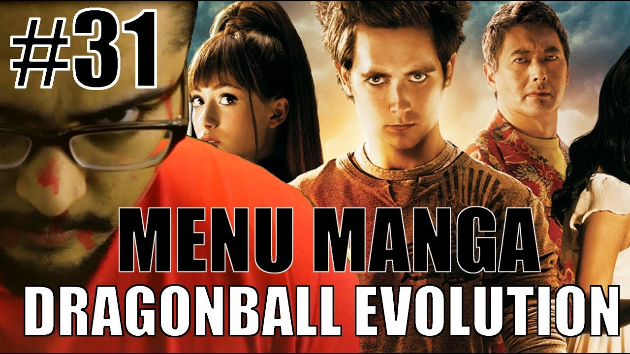 Dragon Ball Evolution - Menu Manga #31