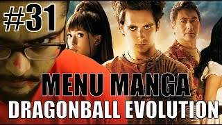 Dragon Ball Evolution - Menu Manga #31