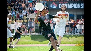 Hucks From 2017 AUDL Championship Weekend