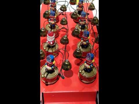 Ebay Mr Christmas santas marching band