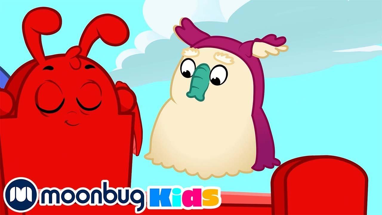 Morphle en Español - La Mascota Mágica del Sueño   Caricaturas   Moonbug Kids en Español