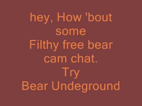 Bear underground Free GAY BEAR WEBCAMS