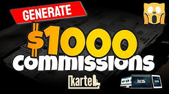 🔫KARTEL REVIEW | Generate $1000 Commissions 💰with Google Ads Traffic | Full Campaign Walkthrough