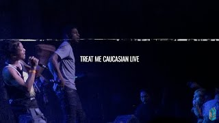 Mick Jenkins x Supa Bwe - Treat Me Caucasian (LIVE)