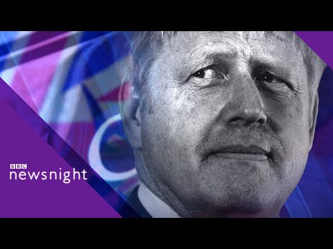 Boris Johnson: 'The boy who wanted to be world king' - BBC Newsnight
