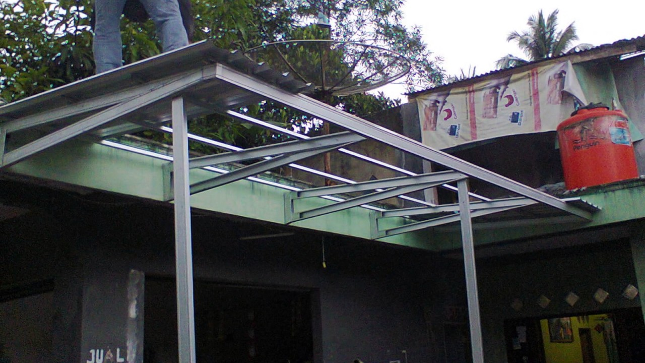 My Slideshow HP 081376986067 Baja Ringan Kanopi Kebumen Baja