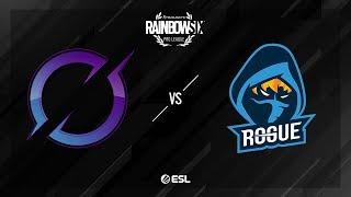 DarkZero Esports vs Rogue – Bank – Rainbow Six Pro League – Season X – NA