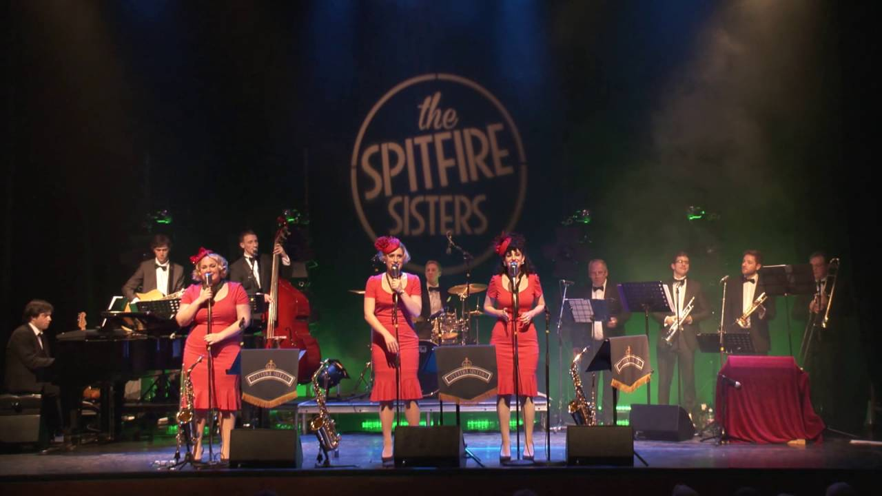 The Spitfire Sisters - LIVE