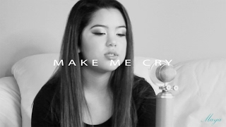 make me cry noah cyrus ft labrinth cover