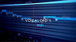 VOCALOID5 〜バーチャルシンガーをあなたのパソコンに〜
