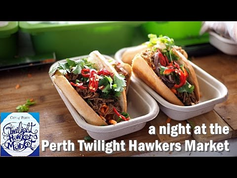 Perth Twilight Hawkers Market