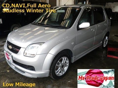 Buy Used Car In Japan/Chevrolet Cruze 2004/Ms Trade Japan