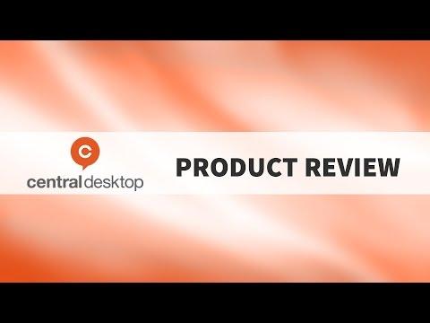Central Desktop Project Management Review