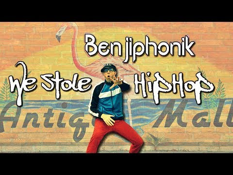 BENJIPHONIK ACCUSED OF STEALING HIP HOP - LISTEN TO HIS NEW EP NOW