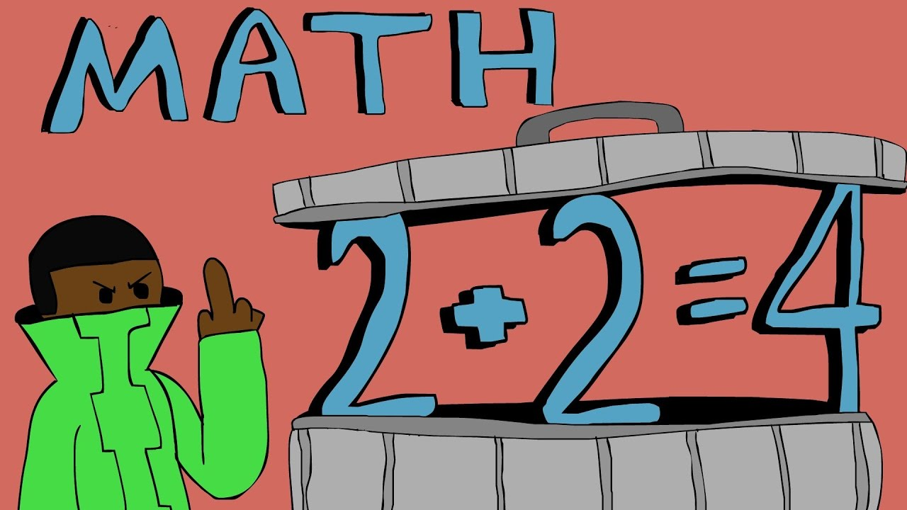 Math Is Trash - YouTube