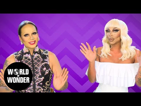 FASHION PHOTO RUVIEW: American with Raja and Raven