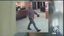 Police investigating SunTrust Bank robbery