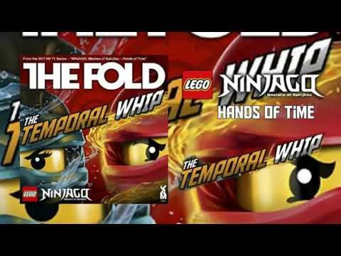 Ninjago Hands of Time: The Temporal Whip By The Fold For 1 Hour