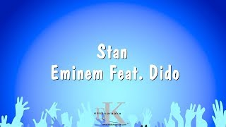 Stan - Eminem Feat. Dido (Karaoke Version)