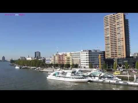 Street Scenes of Rotterdam, Netherlands