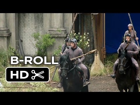 Dawn of the Planet Of The Apes B-ROLL 1 (2014) - Andy Serkis Sci-Fi Action Movie HD