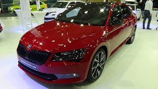 2018 Skoda Superb Sportline 2.0 TSI - Exterior and Interior - Auto Salon Bratislava 2018