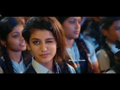 Oru Adaar love song | Priya Prakash Varier...