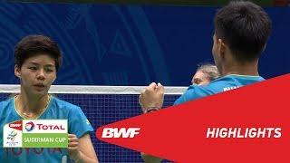 TOTAL BWF SUDIRMAN CUP 2019 | XD | THAILAND VS RUSSIA | BWF 2019