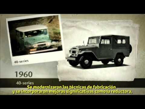 Land Cruiser 200 - Historia