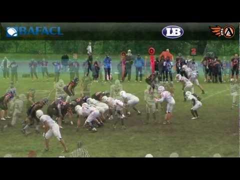 London Blitz 2011 Season Highlights