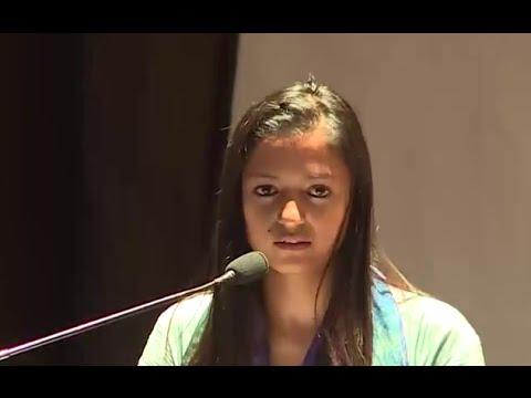 "JNU Shehla Rashid blasting speech, Must Watch! Pratirodh 2, 9th April : ""False nationalism"" Defined"