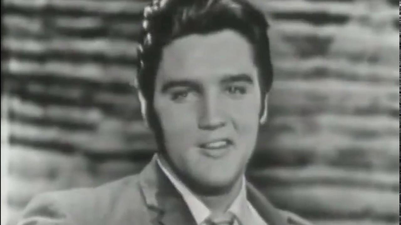 Elvis Presley Don T Be Cruel 1956 Youtube