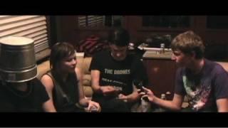 Shiny Toy Guns Interview - Intro (Part 1) BVTV